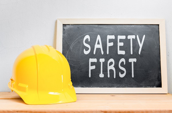 The importance of work safety